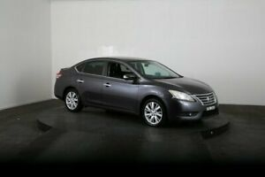 2013 Nissan Pulsar B17 TI Grey Continuous Variable Sedan McGraths Hill Hawkesbury Area Preview