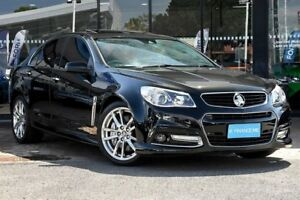 2013 Holden Commodore VF MY14 SS V Redline Black 6 Speed Sports Automatic Sedan Parramatta Parramatta Area Preview