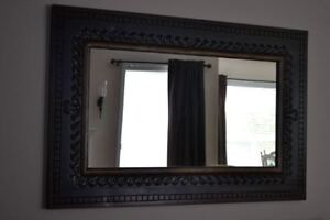 """""""Balinese"""" Wooden-Framed Mirror from Pier 1 Imports"""