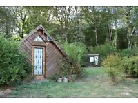 beautiful land with building permission central france stunning view in artist village