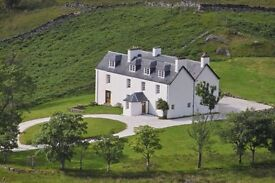 General Assistants Required. Inchndamph Lodge Hostel / B&B, Assynt, Nr Lochinver, Sutherland.