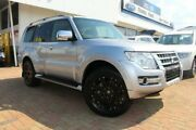 2015 Mitsubishi Pajero NX MY15 GLX Silver 5 Speed Sports Automatic Wagon Parramatta Park Cairns City Preview