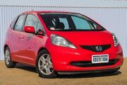 2010 Honda Jazz GE MY10 GLI Vibe Red 5 Speed Automatic Hatchback Embleton Bayswater Area Preview