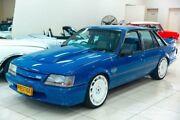 1984 Holden Commodore VK SL Blue 4 Speed Manual Sedan Carss Park Kogarah Area Preview