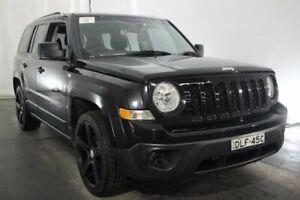 2013 Jeep Patriot MK MY2013 Sport 4x2 Black 5 Speed Manual Wagon Maryville Newcastle Area Preview