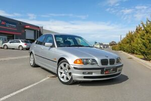 2001 BMW 325i E46 MY2001 Steptronic Silver 5 Speed Sports Automatic Sedan Lonsdale Morphett Vale Area Preview