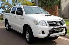2014 Toyota Hilux SR Ute Willoughby Willoughby Area Preview