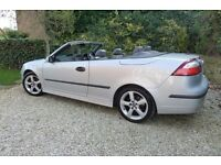 Ultra nice Saab 9-3 Convertable 2006 New MOT Full Service & Private No Plate.. Might P/X