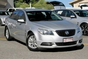 2015 Holden Commodore VF MY15 Evoke Silver 6 Speed Sports Automatic Sedan Gympie Gympie Area Preview