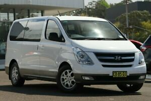 2014 Hyundai iMAX TQ MY13 White 5 Speed Automatic Wagon Wyong Wyong Area Preview