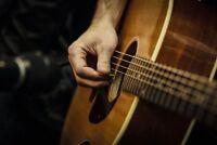 Professeur de Guitare Acoustique / Chansonnier