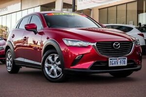 2016 Mazda CX-3 DK2W7A Neo SKYACTIV-Drive Soul Red 6 Speed Sports Automatic Wagon
