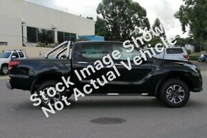 2019 Mazda BT-50 UR0YG1 GT Silver 6 Speed Sports Automatic Utility Capalaba Brisbane South East Preview