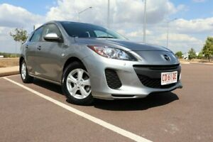 2012 Mazda 3 BL10F2 MY13 Neo Activematic Silver 5 Speed Automatic Hatchback Gunn Palmerston Area Preview