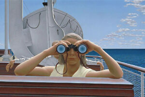 """Limited Edition Alex Colville Print - """"To Prince Edward Island"""""""