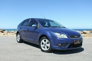 2008 Ford Focus LT TDCi Blue 6 Speed Manual Hatchback Lonsdale Morphett Vale Area Preview