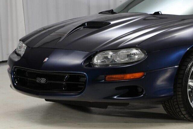 chevrolet camaro 2001 for sale exterior color blue skillter com