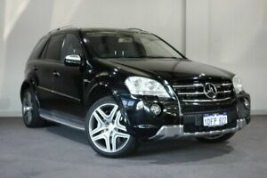 2009 Mercedes-Benz M-Class W164 MY10 ML63 AMG Black 7 Speed Sports Automatic Wagon Bayswater Bayswater Area Preview