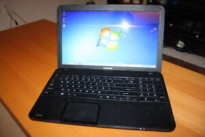 TOSHIBA Laptop Satellite 15.6in. Dual Core WiFi/Webcam@@@
