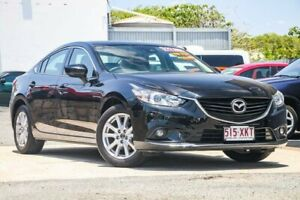 2017 Mazda 6 GL Series Touring Black Sports Automatic Kedron Brisbane North East Preview