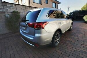 2015 Mitsubishi Outlander ZK XLS Silver Automatic (CVT) Wagon Haymarket Inner Sydney Preview