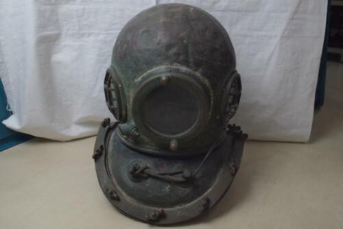 Antique Diving Helmet Marine Vintage Very Rare