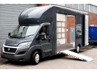 Man with Van, house moves, removals, pallet collection, parcels, courier services, transportation