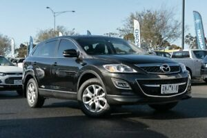 2012 Mazda CX-9 TB10A4 MY12 Classic Black 6 Speed Sports Automatic Wagon Hoppers Crossing Wyndham Area Preview