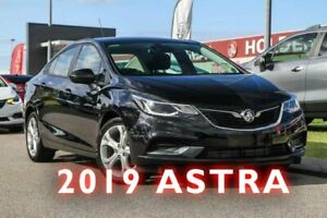 2018 Holden Astra BL MY18 LT Black 6 Speed Sports Automatic Sedan Rockingham Rockingham Area Preview