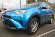 2016 Toyota RAV4 ZSA42R GX 2WD Blue Gem 6 Speed Manual Wagon Preston Darebin Area Preview
