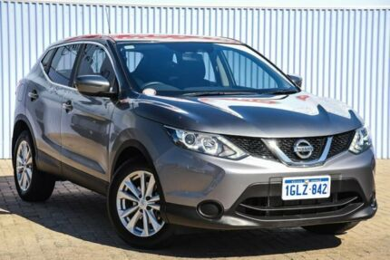 2015 Nissan Qashqai J11 ST Grey 6 Speed Manual Wagon Morley Bayswater Area Preview