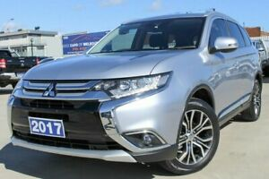 FROM $90 P/WEEK ON FINANCE* 2017 MITSUBISHI OUTLANDER  Coburg Moreland Area Preview
