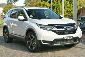 2019 Honda CR-V RW MY19 VTi-LX 4WD White Orchid 1 Speed Constant Variable Wagon Wyoming Gosford Area Preview