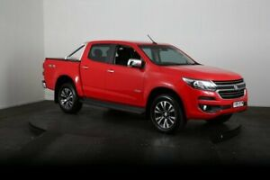 2016 Holden Colorado RG MY17 LTZ (4x4) Red 6 Speed Automatic Crew Cab Pickup McGraths Hill Hawkesbury Area Preview