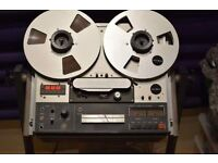 Studer Revox PR99 MKIII - 2 track. EX-BBC and in great condition.