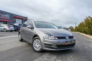 2015 Volkswagen Golf VII MY15 90TSI DSG Grey 7 Speed Sports Automatic Dual Clutch Hatchback Lonsdale Morphett Vale Area Preview