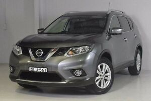 2014 Nissan X-Trail T32 ST-L X-tronic 4WD Grey 7 Speed Constant Variable Wagon Wadalba Wyong Area Preview