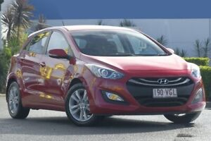 2014 Hyundai i30 GD2 MY14 SE Brilliant Red 6 Speed Sports Automatic Hatchback Rocklea Brisbane South West Preview