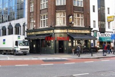 PHOTO  PUB 2009 THE 'KING'S ARMS' BUCKINGHAM PALACE ROAD LONDON SW1 ANOTHER OF T
