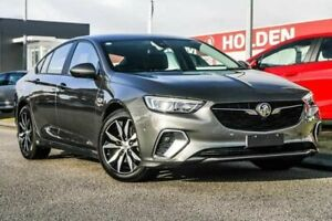 2018 Holden Commodore ZB MY18 RS Liftback AWD Grey 9 Speed Sports Automatic Liftback Rockingham Rockingham Area Preview