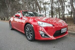 2013 Toyota 86 ZN6 GT Red 6 Speed Manual Coupe Reynella Morphett Vale Area Preview