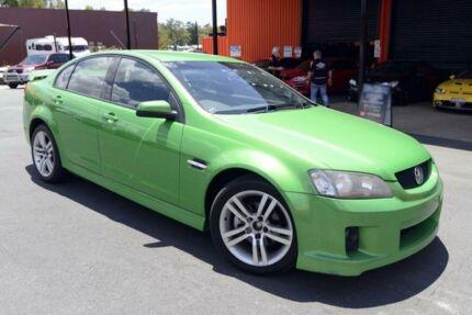 2009 Holden Commodore VE SV6 Green 6 Speed Automatic Sedan