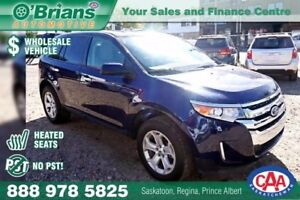 2011 Ford Edge SEL - No PST, Wholesale Unit!