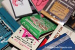 Matchbooks Marbles and More