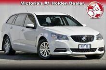 2013 Holden Commodore  White Sports Automatic Wagon Mulgrave Monash Area Preview