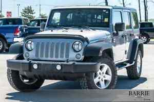 2014 Jeep Wrangler Unlimited ***SPORT MODEL***AUTOMATIC###