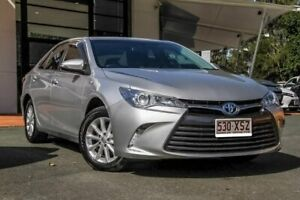 2017 Toyota Camry AXVH71R Ascent Sport Silver 6 Speed Constant Variable Sedan Hybrid Noosaville Noosa Area Preview