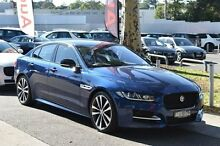 2015 Jaguar XE X760 MY16 25T R-Sport Bluefire 8 Speed Sports Automatic Sedan Berwick Casey Area Preview