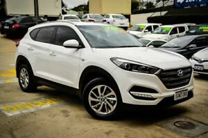 2017 Hyundai Tucson TLe MY17 Active AWD White 6 Speed Sports Automatic Wagon Myaree Melville Area Preview