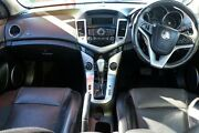 2011 Holden Cruze JG CDX Blue 6 Speed Sports Automatic Sedan Colyton Penrith Area Preview